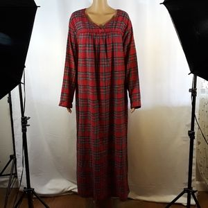 Charter Club Flannel Nightgown